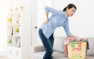 Low Back Pain After Birth