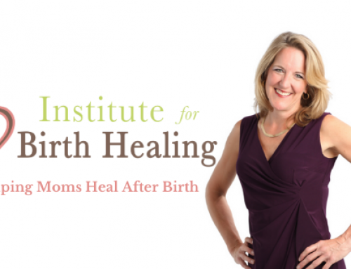 A special message for you from the Institute for Birth Healing!