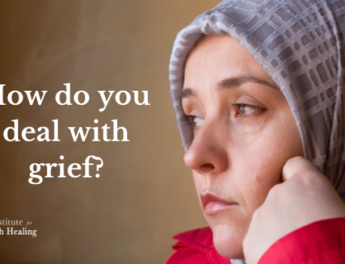 How do you deal with grief?
